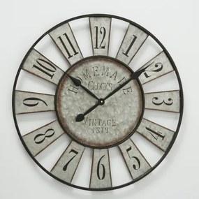 Boltze Hodiny nástenné kovové - 73 cm