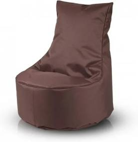 Detský MINI sedací vak ECOPUF - SEAT S - polyestér NC1 - Svetlo zelená