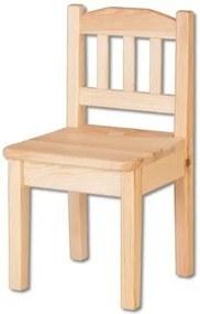 Masívna detská stolička