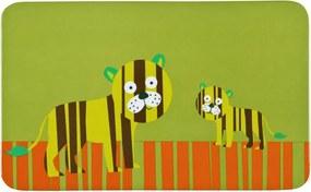 LÄSSIG - Detské prestieranie Breakfast Boards Wildlife, tiger