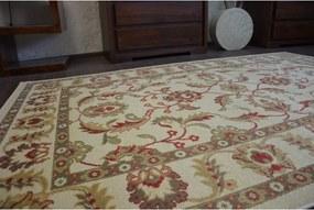 Kusový koberec Ibis krémový, Velikosti 150x230cm