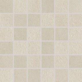 Mozaika Rako Unistone béžová 30x30 cm mat DDM06610.1