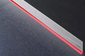 ALCAPLAST Alca Light osvetlenie pre žľab APZ5 SPA 1050 mm, červené AEZ123-1050