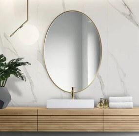 Zrkadlo Etta slim owal gold z-etta-slim-owal-gold-2897 zrcadla