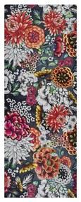 Behúň Universal Ricci Flowers, 52 x 200 cm