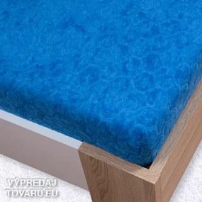 Modrá 100x200cm žakar plachta