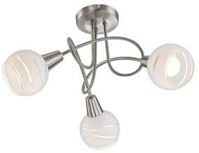 Globo 54341-3 - LED stropné svietidlo 3xE14/4W/230V