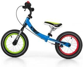 Milly Mally Detské cykloodrážadlo 2v1 Milly Mally Young 12 - multicolor