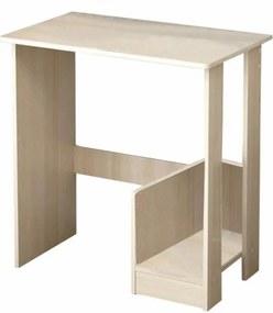 PC stôl, svetlý buk, KARINO