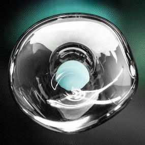 Tom Dixon Melt Surface – stropné svietidlo chróm