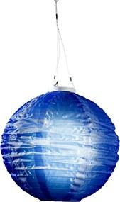 Magnet 3Pagen Solárny lampión modrá