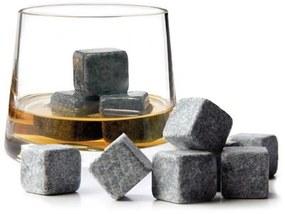 KIK Chladiace kamene 9ks Whiskey, KX8421