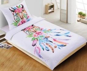 Obliečky 3D Aura Bavlna 70×90 140x200