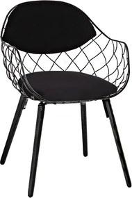 ArtKing Jedálenská stolička DEMON