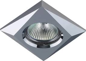 Emithor 71018 ELEGANT METAL FIX zápustné svietidlo GU10 / 50W, chróm