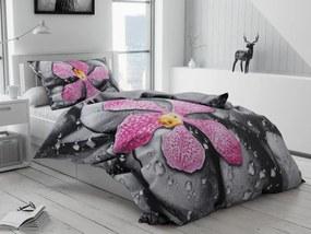 Obliečky 3D Kvet v rose