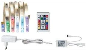 LED pás PAULMANN Digital LED pásek sada 1,5m RGB+W 70909