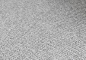 Rohová sedacia súprava Lotos OT-2F, svetlo šedá tkanina