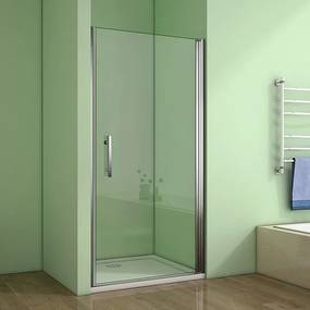 Sprchové dvere MELODY D1 76 jednokrídlové dvere75-78 x 195 cm