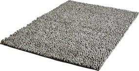 Obsession koberce Ručně tkaný kusový koberec Lounge 440 SILVER - 80x150 cm