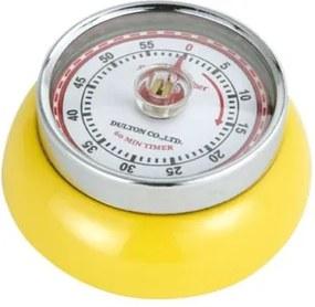 Zassenhaus Kuchynská magnetická minútka Speed žltá