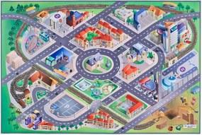 Detský koberec Universal Grip District, 100 × 150 cm