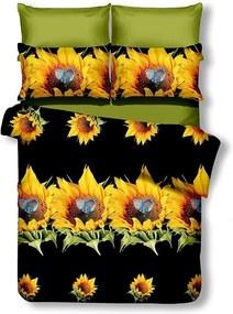 Obojstranné obliečky z mikrovlákna DecoKing Emerland Katrin, 200×220cm