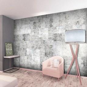Fototapeta - Concrete: Grey City 400x280