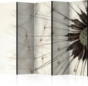 Paraván - White Dandelion II [Room Dividers] 225x172 7-10 dní