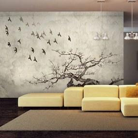 Fototapeta - Kŕdeľ vtákov 200x154 + zadarmo lepidlo
