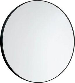 Aqualine 6000 zrkadlo guľaté priemer 60cm, bez uchytenia, čierne matné