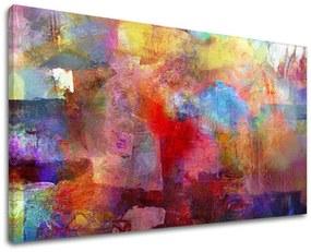 Obraz na stenu Panoráma ABSTRAKT XOBAB072E13