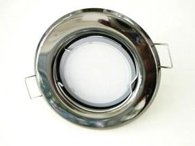 T-LED LED bodové svetlo do sadrokartónu 5W grafitový chróm 230V Farba svetla: Teplá biela
