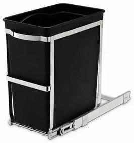 Simplehuman Koše - Vstavaný odpadkový kôš 30 l CW1124