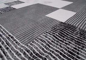 Berfin Dywany Kusový koberec Romans 2150 GREY BLUE - 60x100 cm