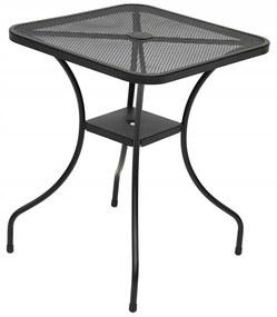 Kovový stôl MONTREAL 60x60 cm