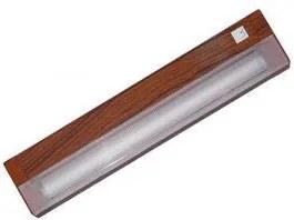 Žiarivkové svietidlo TL3015-08/TD KORSA 8 W tmave drevo
