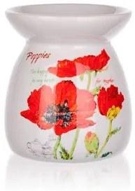 BANQUET Aróma lampa 10,2 cm Red Poppy OK 60ZF1060RP