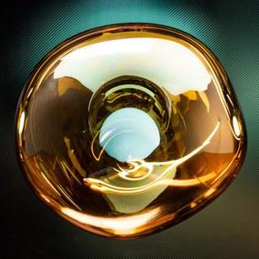 Tom Dixon Melt Surface – stropné svietidlo zlato