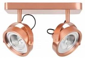 Reflektor Dice-2 LED copper Zuiver 5500011