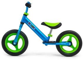 MILLY MALLY Milly Mally Sonic Detské odrážadlo bicykel Milly Mally Sonic Blue Modrá |