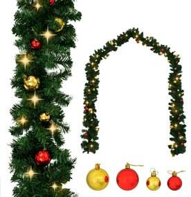 Najlacnejšie vianočné girlandy od lokálneho výrobcu  465a8b37491