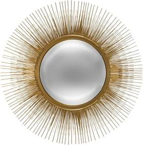 Okrúhle dekoratívne zrkadlo Slnko Atmosphera 3834, 58 cm