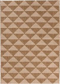 Kusový koberec Athos hnedý, Velikosti 120x170cm