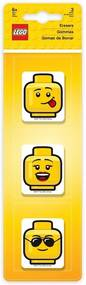 Sada 3 gúm LEGO® Iconic