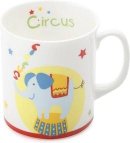 Maxwell & Williams Detský hrnček Cashmere Circus Slon 300 ml