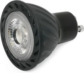 FARO LC-17332-GU10-8W-NW-60°-PAX LED bodové svietidlo, 8W, GU10, 60°, 230V, 4000K, 520lm, neutrálna, čierna, stmievateľná