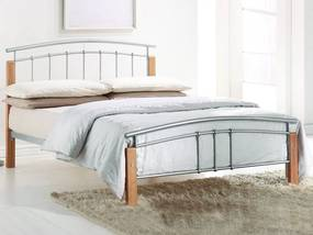 Manželská posteľ 180 cm Mirela (s roštom)