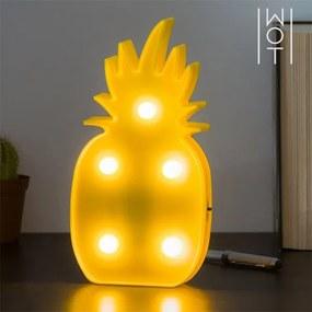 Nástenná LED Lampička Ananás Wagon Trend 5 LED
