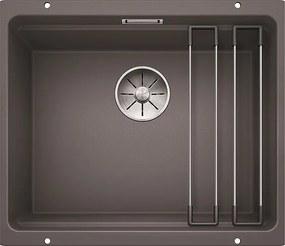Kuchynský drez pod desku - Blanco ETAGON 500-U sivá skala 522228